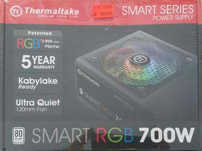 Thermaltake 700W RGB Netzteil ATX