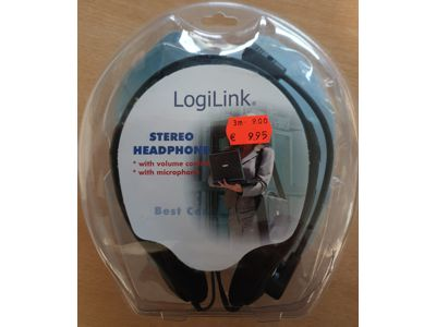 Stereo Headset 3,5mm