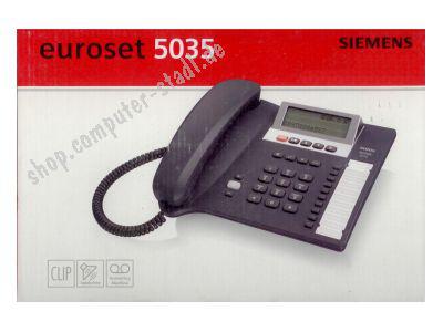 Festnetz Komforttelefon - Siemens Euroset 5035